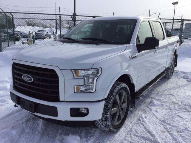 2016 Ford F-150 XLT (Stk: U-3777) in Kapuskasing - Image 1 of 6