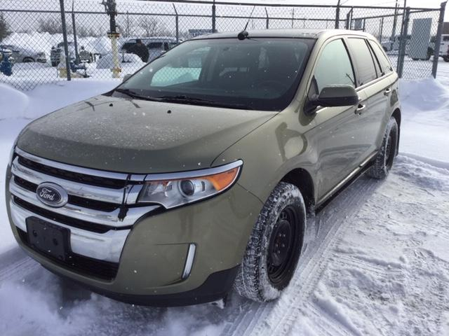 2012 Ford Edge SEL (Stk: U-3776) in Kapuskasing - Image 1 of 8