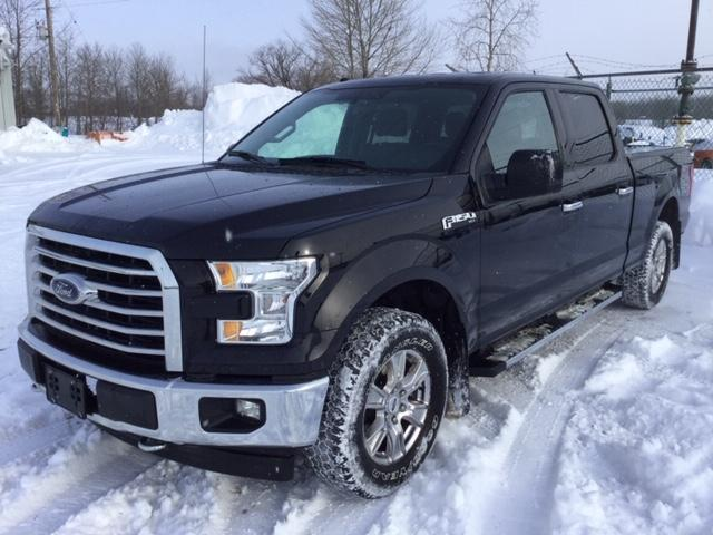 2017 Ford F-150 XLT (Stk: U-3778) in Kapuskasing - Image 1 of 1