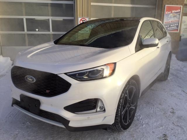 2019 Ford Edge ST (Stk: 19-133) in Kapuskasing - Image 1 of 8