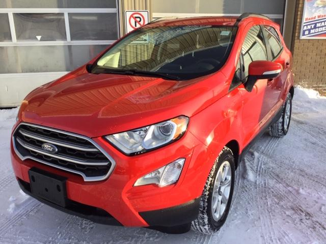 2019 Ford EcoSport SE (Stk: 19-56) in Kapuskasing - Image 1 of 8