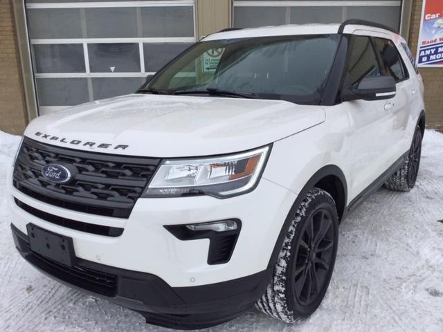 2019 Ford Explorer XLT (Stk: 19-7) in Kapuskasing - Image 1 of 8