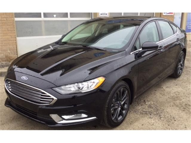 2018 Ford Fusion SE (Stk: 18-41) in Kapuskasing - Image 1 of 8