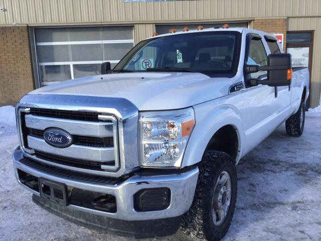 2016 Ford F-350 XLT (Stk: U-3784) in Kapuskasing - Image 1 of 8