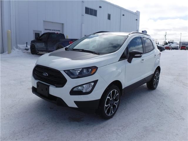 2019 Ford EcoSport SES (Stk: 19-32) in Kapuskasing - Image 1 of 13
