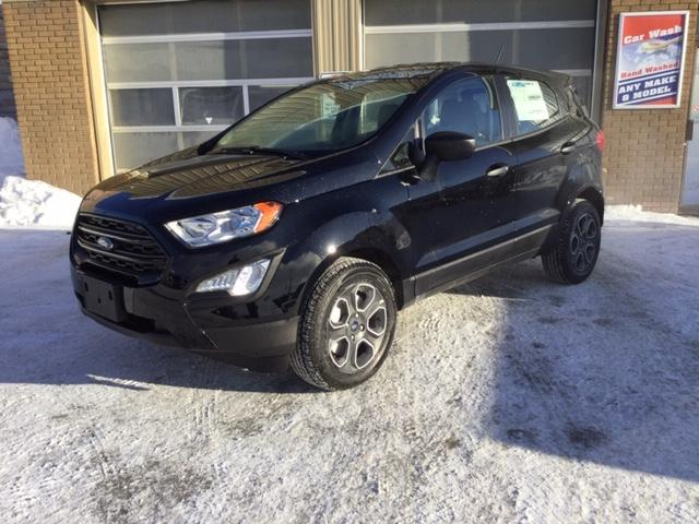2019 Ford EcoSport S (Stk: 19-74) in Kapuskasing - Image 1 of 7