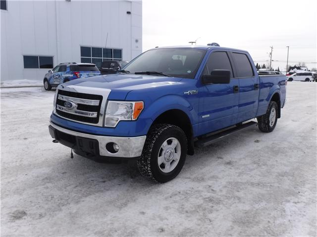 2014 Ford F-150 XLT (Stk: U-3752) in Kapuskasing - Image 1 of 10