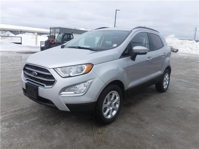 2019 Ford EcoSport SE (Stk: 19-98) in Kapuskasing - Image 1 of 10