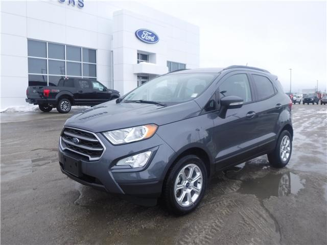 2019 Ford EcoSport SE (Stk: 19-25) in Kapuskasing - Image 1 of 11