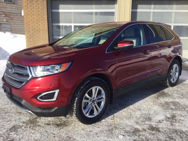 2016 Ford Edge SEL (Stk: U-3788) in Kapuskasing - Image 1 of 7
