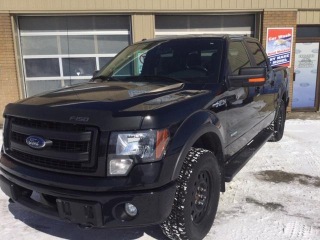 2013 Ford F-150 FX4 (Stk: U-3792) in Kapuskasing - Image 1 of 8