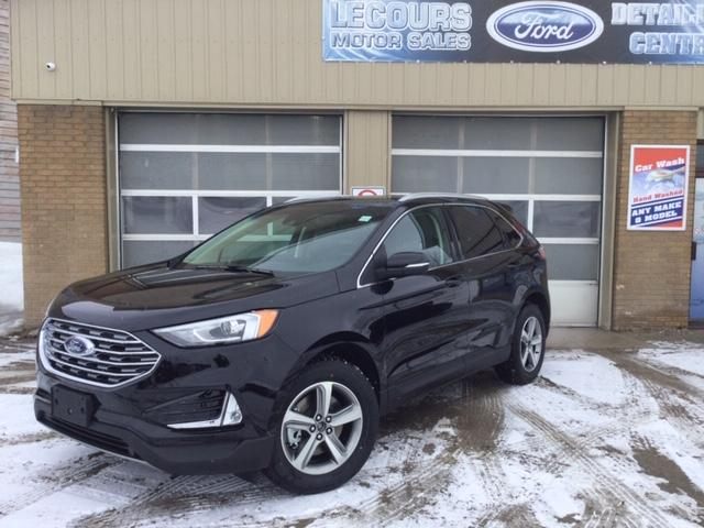 2019 Ford Edge SEL (Stk: 19-142) in Kapuskasing - Image 1 of 8