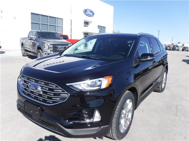 2019 Ford Edge Titanium (Stk: 19-260) in Kapuskasing - Image 1 of 10