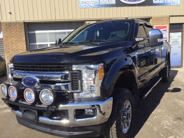 2017 Ford F-250 XLT (Stk: U-3799) in Kapuskasing - Image 1 of 3