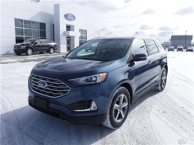 2019 Ford Edge SEL (Stk: 19-165) in Kapuskasing - Image 1 of 11