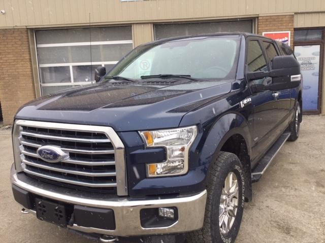 2016 Ford F-150 XLT (Stk: U-3849) in Kapuskasing - Image 1 of 8