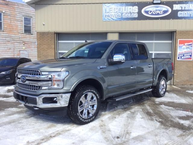 2019 Ford F-150 Lariat (Stk: 19-227) in Kapuskasing - Image 1 of 8
