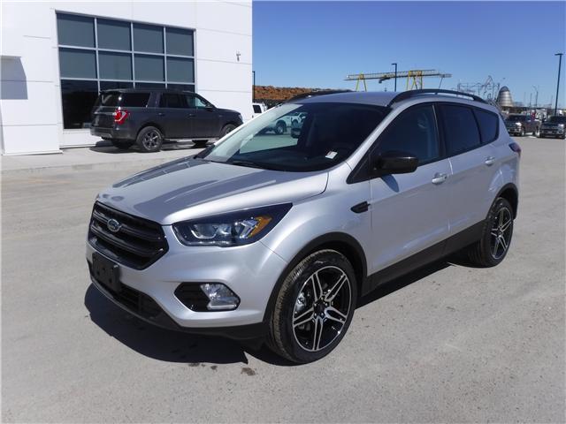 2019 Ford Escape SEL (Stk: 19-190) in Kapuskasing - Image 1 of 10