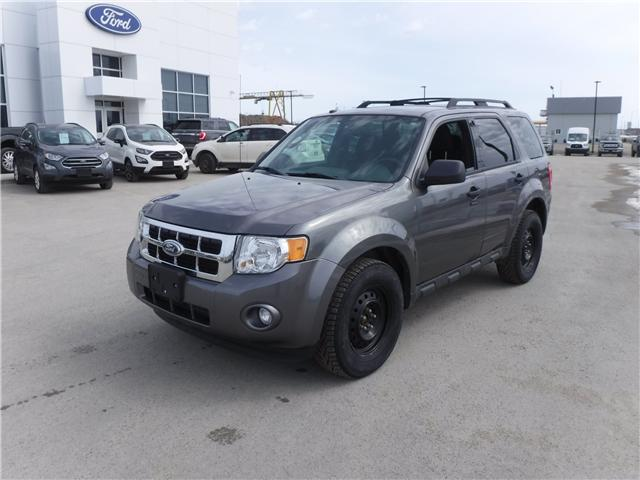 2011 Ford Escape XLT Automatic (Stk: U-3820) in Kapuskasing - Image 1 of 11