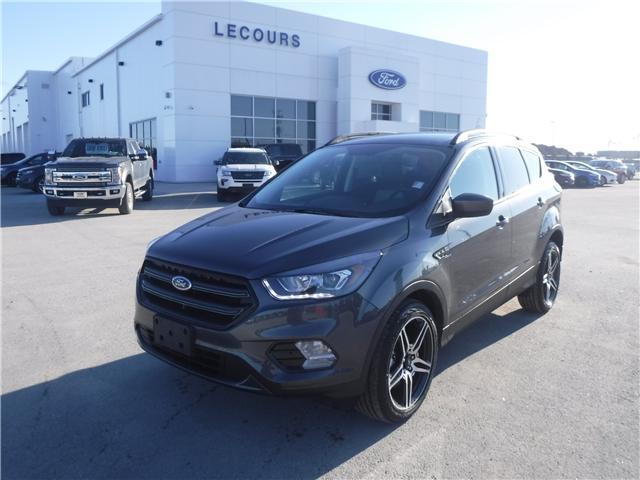 2019 Ford Escape SEL (Stk: 19-90) in Kapuskasing - Image 1 of 9