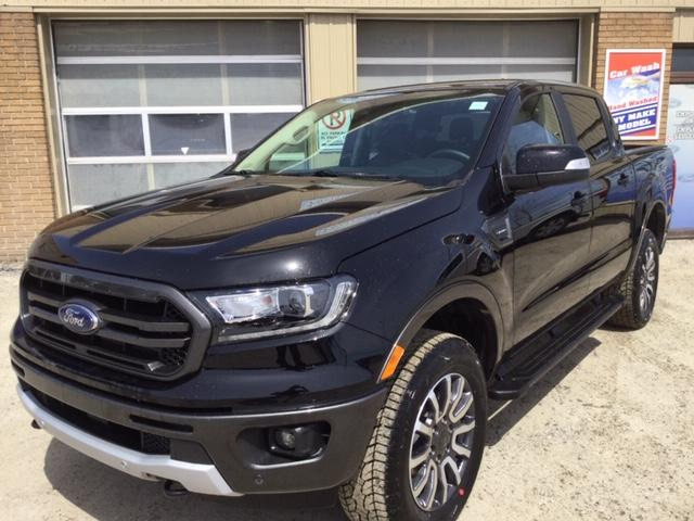 2019 Ford Ranger Lariat (Stk: 19-221) in Kapuskasing - Image 1 of 8