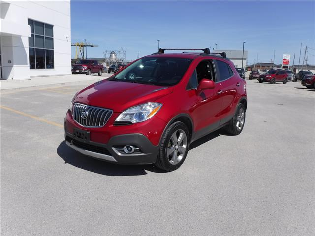 2013 Buick Encore Convenience (Stk: U-3884) in Kapuskasing - Image 1 of 9