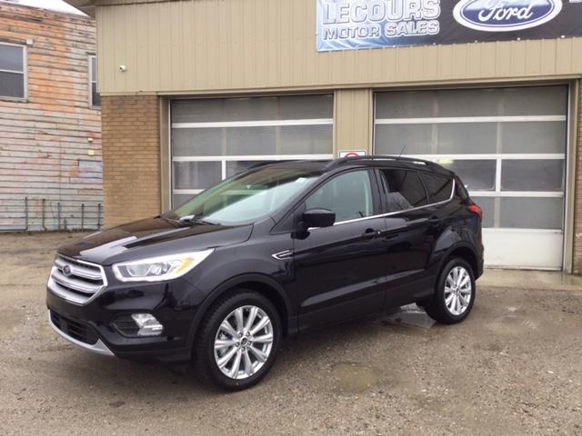 2019 Ford Escape SEL (Stk: 19-305) in Kapuskasing - Image 1 of 8