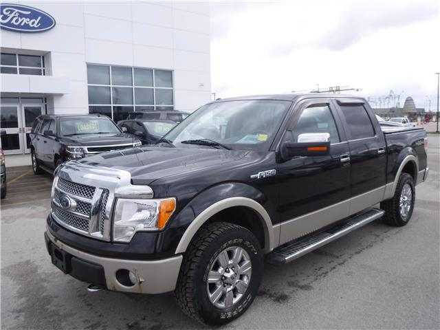 2010 Ford F-150 Lariat (Stk: U-3889) in Kapuskasing - Image 1 of 9