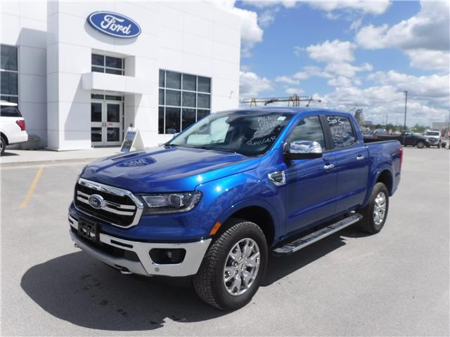 2019 Ford Ranger Lariat (Stk: 19-143) in Kapuskasing - Image 1 of 9
