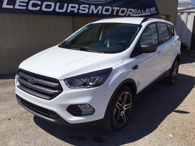 2019 Ford Escape SEL (Stk: 19-373) in Kapuskasing - Image 1 of 8