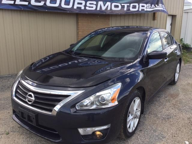 Used Nissan Altima For Sale >> Used Nissan Altima For Sale In Kapuskasing Lecours Motor Sales