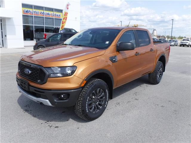 2019 Ford Ranger XLT (Stk: 19-403) in Kapuskasing - Image 1 of 9