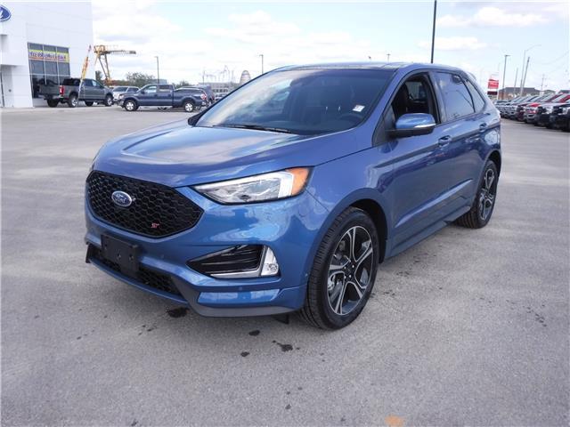 2019 Ford Edge ST (Stk: 19-437) in Kapuskasing - Image 1 of 10