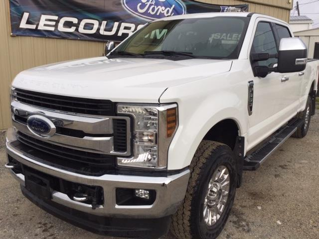 2018 Ford F-350 XLT (Stk: U-3914) in Kapuskasing - Image 1 of 8