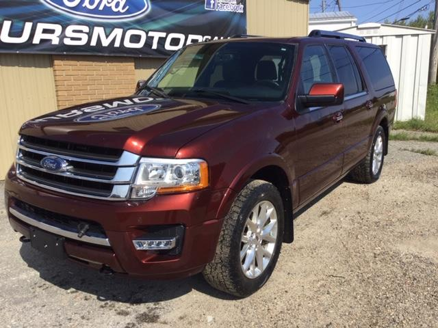 2017 Ford Expedition Max Limited (Stk: U-3940) in Kapuskasing - Image 1 of 8