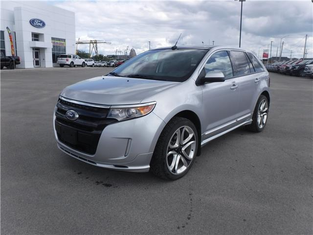 2013 Ford Edge Sport (Stk: U-3986) in Kapuskasing - Image 1 of 10