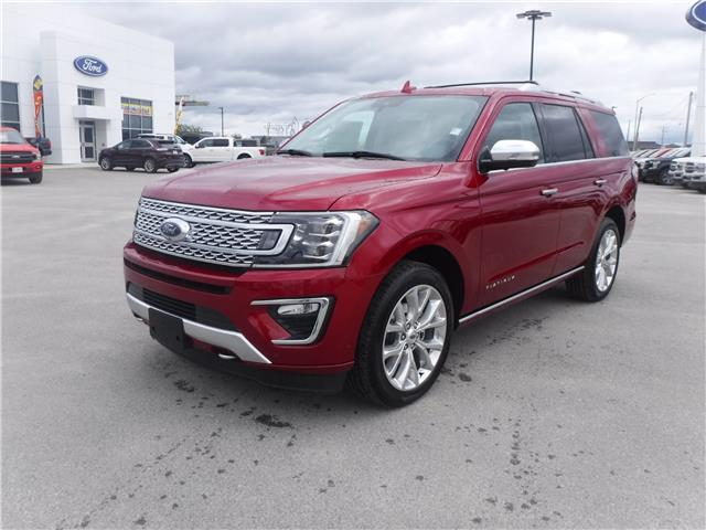 2019 Ford Expedition Platinum (Stk: 19-440) in Kapuskasing - Image 1 of 14