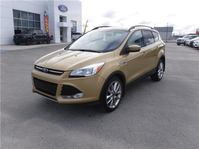 2014 Ford Escape SE (Stk: U-3985) in Kapuskasing - Image 1 of 9