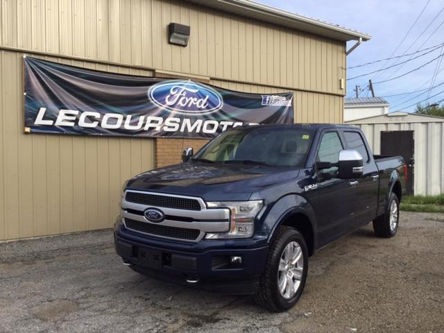 2019 Ford F-150 Platinum (Stk: 19-394) in Kapuskasing - Image 1 of 8