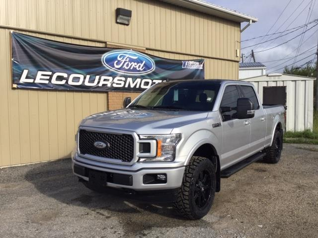 2019 Ford F-150 XLT (Stk: 19-113) in Kapuskasing - Image 1 of 9