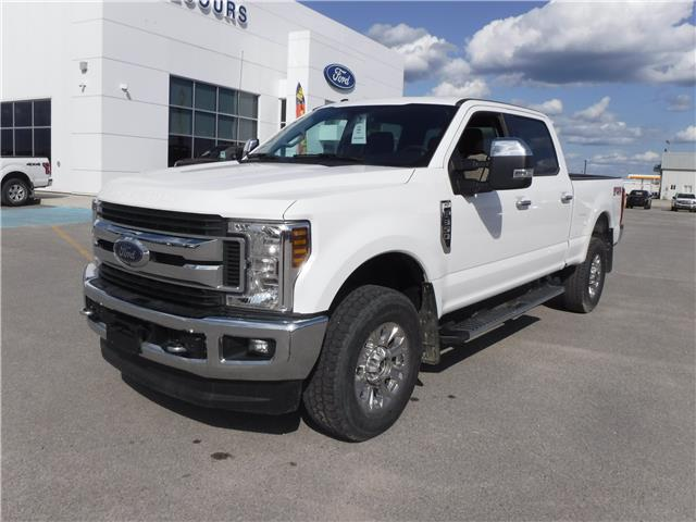 2018 Ford F-350 XLT (Stk: U-3915) in Kapuskasing - Image 1 of 10