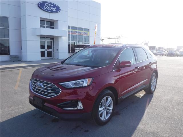 2019 Ford Edge SEL (Stk: 19-520) in Kapuskasing - Image 1 of 9