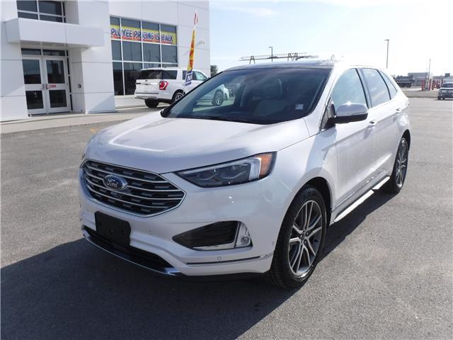 2019 Ford Edge Titanium (Stk: 19-561) in Kapuskasing - Image 1 of 10