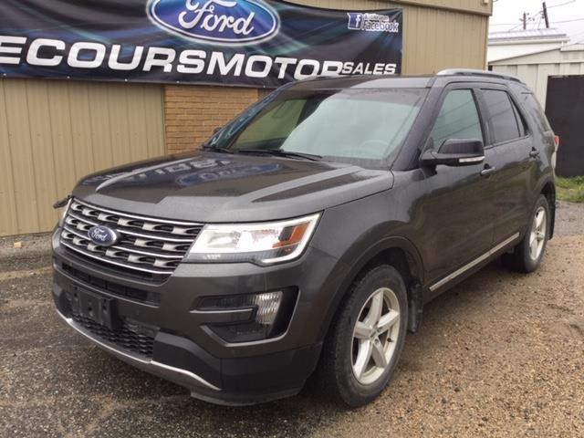 2016 Ford Explorer XLT (Stk: U-3949) in Kapuskasing - Image 1 of 8