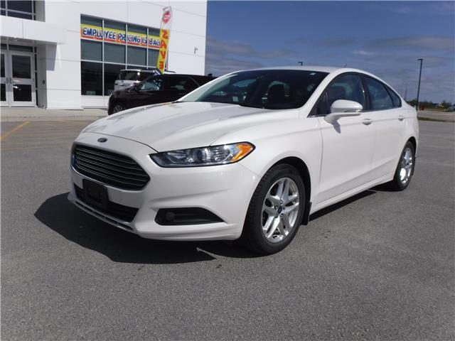 2013 Ford Fusion SE (Stk: U-4049) in Kapuskasing - Image 1 of 9