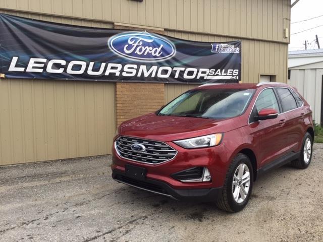 2019 Ford Edge SEL (Stk: 19-471) in Kapuskasing - Image 1 of 8