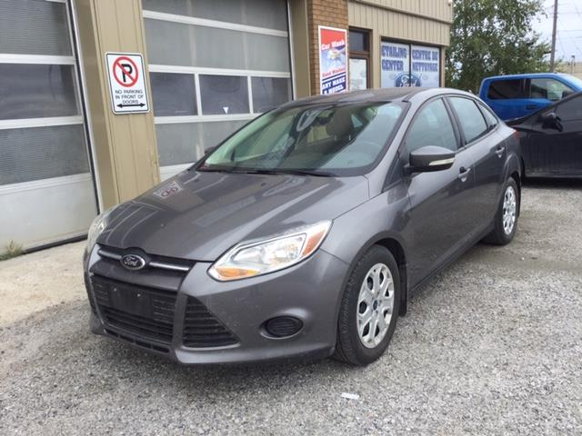2014 Ford Focus SE (Stk: U-2289) in Kapuskasing - Image 1 of 8