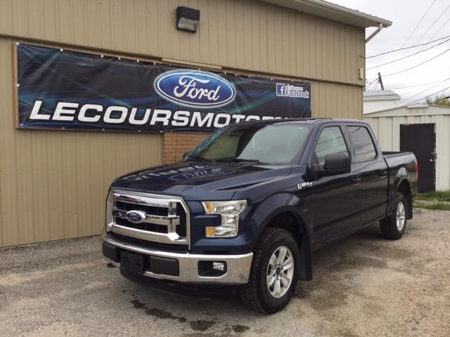 2015 Ford F-150 XLT (Stk: U-3408) in Kapuskasing - Image 1 of 8