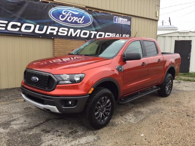 2019 Ford Ranger XLT (Stk: 19-448) in Kapuskasing - Image 1 of 8