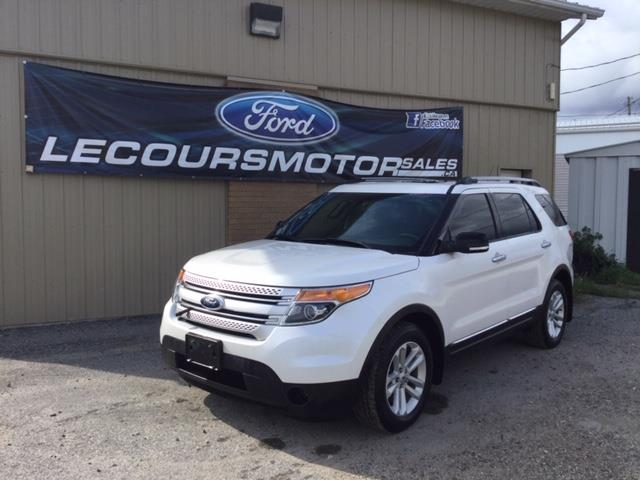 2015 Ford Explorer XLT (Stk: U-3480) in Kapuskasing - Image 1 of 8